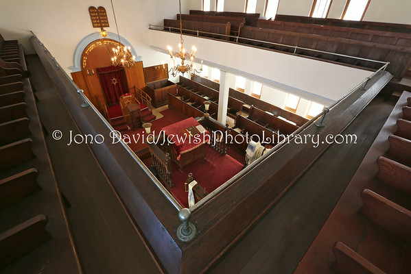 SOUTH AFRICA, Western Cape, Cape Town, Observatory. Observatory & Mowbray Hebrew Congregation Synagogue (3.2013)