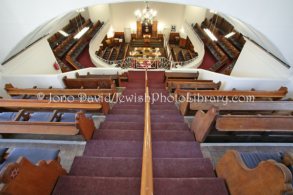 SOUTH AFRICA, Western Cape, Cape Town, Sea Point. Arthur's Road Beit Midrash Morasha (Arthur's Road Orthodox Hebrew Congregation) (9.2012)