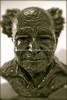 ZA 4326  Bust of David Ben Gurion