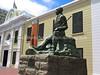 ZA 19851  Jan Smuts statue, Slave Museum