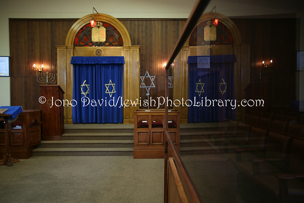 SOUTH AFRICA, Western Cape, Cape Town, Milnerton. Milnerton Hebrew Congregation (8.2012)