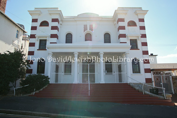 SOUTH AFRICA, Western Cape, Cape Town, Muizenberg. Muizenberg Hebrew Congregation (8.2012)