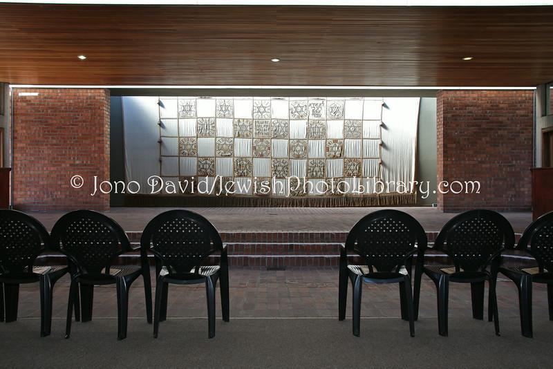 ZA 5418  Memorial hall