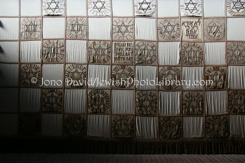 ZA 5415  Tapesty, memorial hall