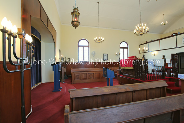 SOUTH AFRICA, Western Cape, Durbanville. Durbanville-Bellville Hebrew Congregation Synagogue (3.2014)