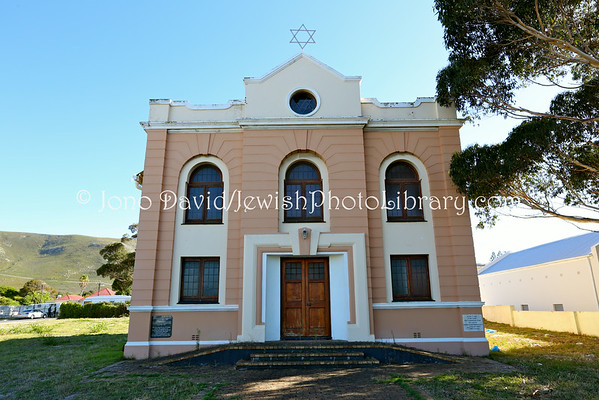 SOUTH AFRICA, Western Cape, Hermanus. Hermanus Synagogue (former) (3.2013)