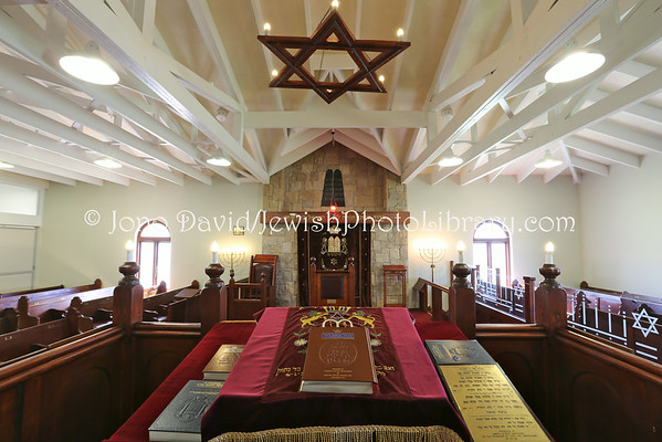 SOUTH AFRICA, Western Cape, Hermanus. Hermanus Synagogue (3.2013)