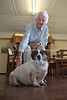 ZW 567  Ruth Bernstein and Tosca