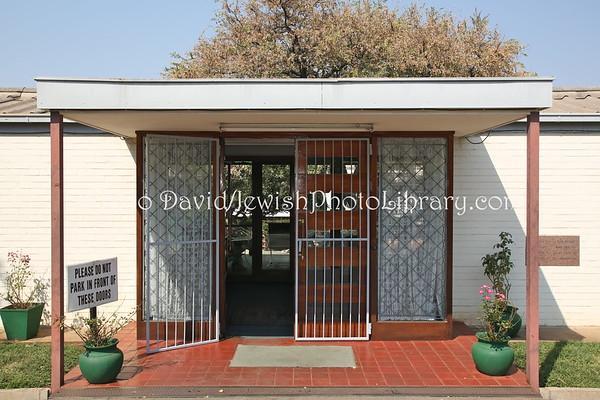 ZIMBABWE, Bulawayo. Savyon Lodge (retirement home) (and synagogue) (8.2012)