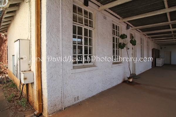 ZIMBABWE, Harare. Sephardi Hebrew Congregation, Sephardi Centre (former) (8.2012)