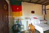 CM 163  Prayer:study:social hall, Beth Yeshourun (at home of Moreh Nachman Etele)  Saa, Cameroon