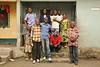 CM 28  Beth Yehourun Jewish community members, Douala, Cameroon