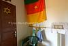 CM 153  Prayer:study:social hall, Beth Yeshourun (at home of Moreh Nachman Etele)  Saa, Cameroon