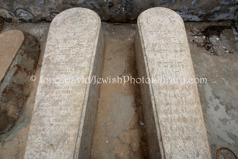 CV 158  Jewish Cemetery  Sal Rei, Boa Vista, Cape Verde