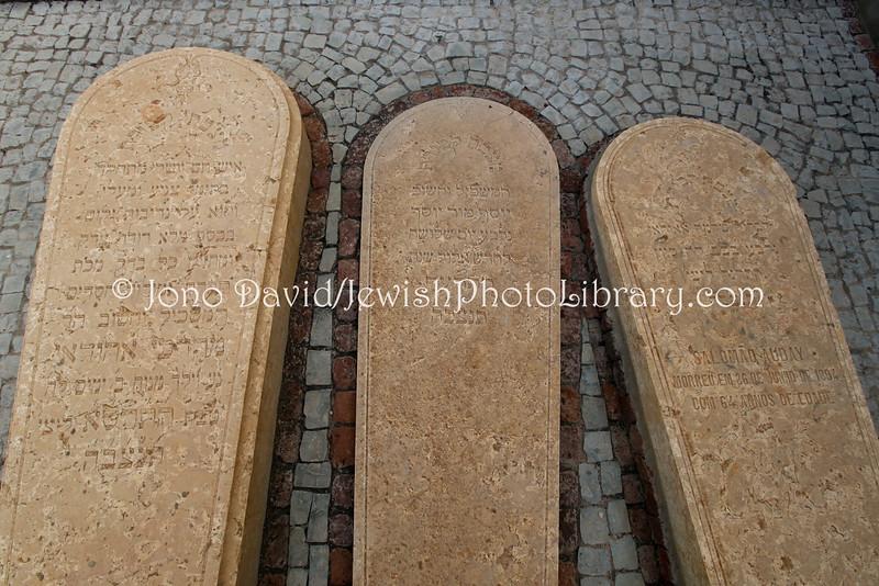CV 318  Jewish Cemetery  Ponta do Sol, Santo Antao, Cape Verde