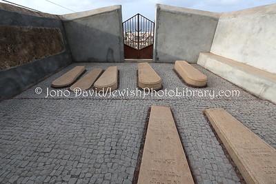CV 336  Jewish Cemetery  Ponta do Sol, Santo Antao, Cape Verde