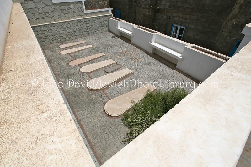 CV 485  Penha de Franca Jewish Cemetery  Ribeira Grande, Santo Antao, Cape Verde