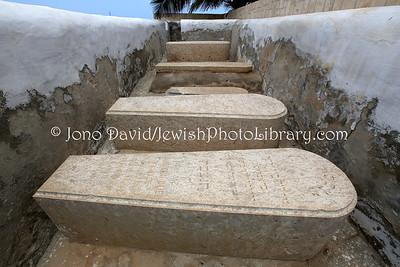 CV 155  Jewish Cemetery  Sal Rei, Boa Vista, Cape Verde