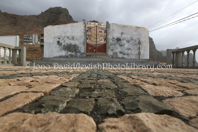 CV 275  Jewish Cemetery  Ponta do Sol, Santo Antao, Cape Verde