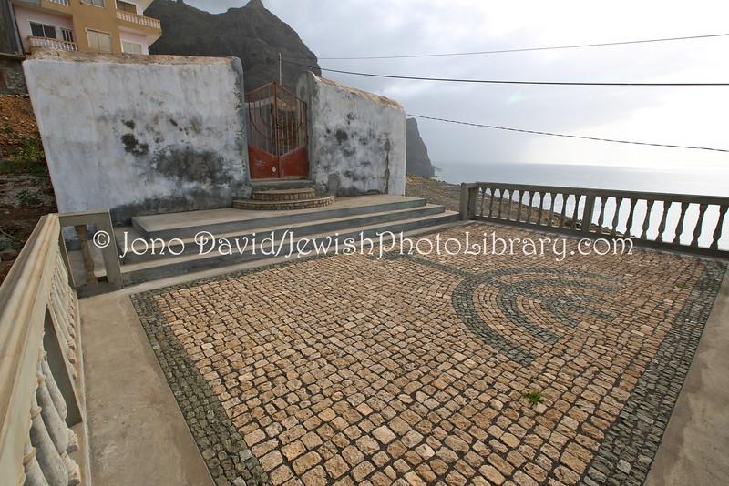 CV 256  Jewish Cemetery  Ponta do Sol, Santo Antao, Cape Verde
