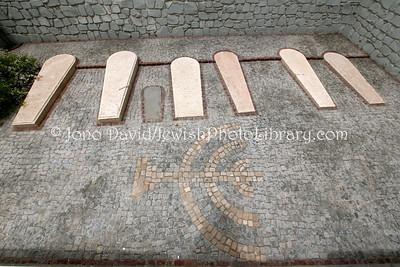 CV 436  Penha de Franca Jewish Cemetery  Ribeira Grande, Santo Antao, Cape Verde