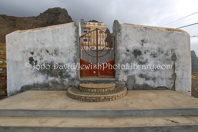 CV 265  Jewish Cemetery  Ponta do Sol, Santo Antao, Cape Verde