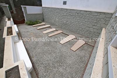 CV 439  Penha de Franca Jewish Cemetery  Ribeira Grande, Santo Antao, Cape Verde
