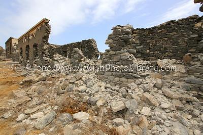 CV 570  Synagogue and social center (ruins)  Sinagoga, Santo Antao, Cape Verde