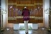 ES 1307  Ma'ariv (evening) service, Bet El Synagogue  Ceuta, Spain