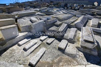 ES 1015  Jewish cemetery  Ceuta, Spain