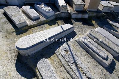 ES 1044  Jewish cemetery  Ceuta, Spain