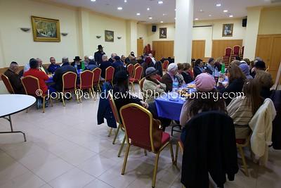 ES 1156  Memorial service, Bet El Synagogue  Ceuta, Spain