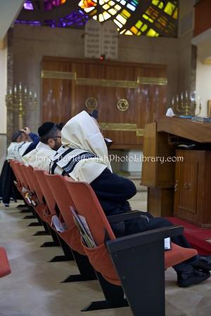 ES 1370  Shacharit (morning service), Bet El Synagogue  Ceuta, Spain