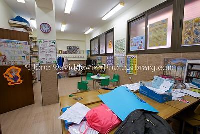 ES 1215  Classroom, Bet El Synagogue  Ceuta, Spain
