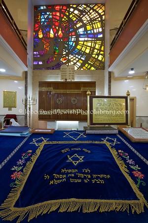 ES 1186  Bet El Synagogue  Ceuta, Spain