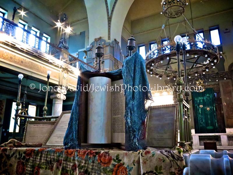 EG 151  Sha'ar Hashamayim Synagogue  Cairo, Egypt