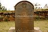 KE 302  Nairobi South Jewish Cemetery (old Jewish cemetery)  Nairobi, Kenya