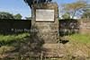 KE 479  Holocaust memorial at Nakuru North Jewish Cemetery  Nakuru, Kenya