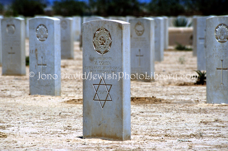 LY 1 Commonwealth War Cemetery  Tobruk, Libya