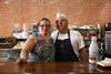 ES 799  Owners, Cafe Bar Los Taxis  Melilla (Spain)