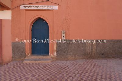 MA 1129  Synagogue  Er-Rachidia, Morocco