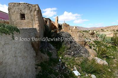 MA 400  Mellah ruins  Tahala, Morocco