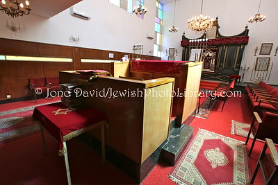 MA 25  Agadir Synagogue  Agadir, Morocco
