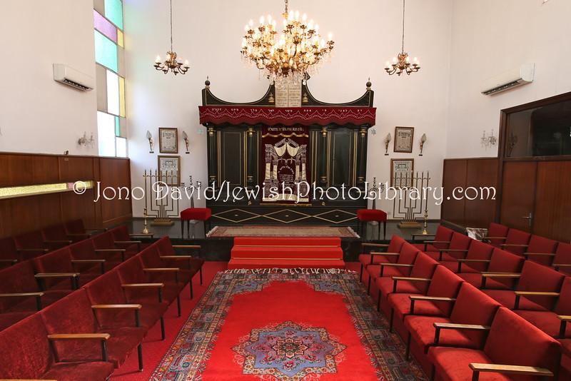 MA 22  Agadir Synagogue  Agadir, Morocco