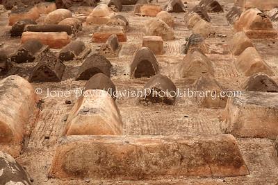 MA 1928  Jewish Cemetery  Marrakesh, Morocco