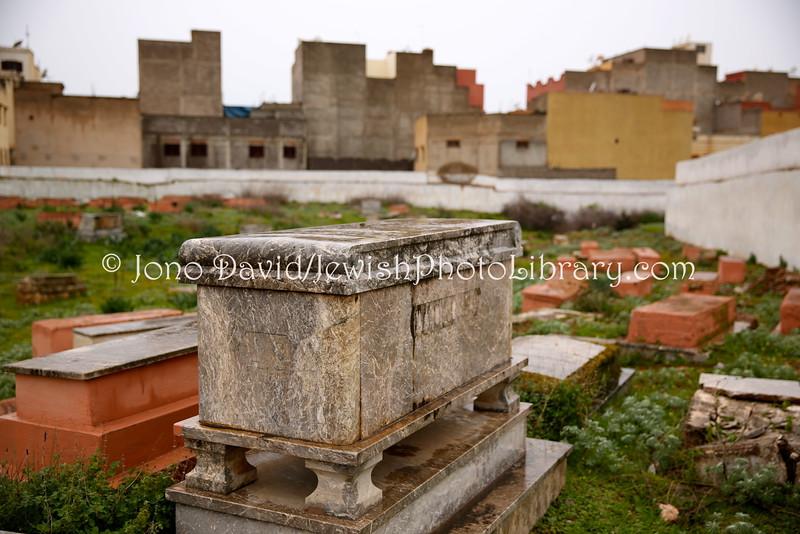 MA 1679  Jewish Cemetery, Beni Mellal, Morroco