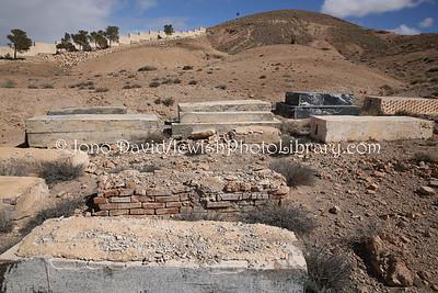 MA 1535  Jewish Cemetery, Midelt, Morocco