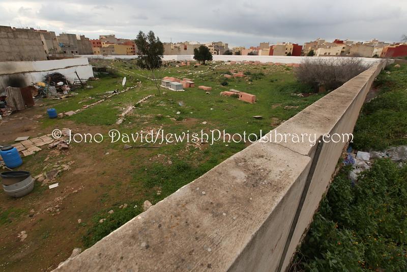 MA 1586  Jewish Cemetery  Beni Mellal, Morocco