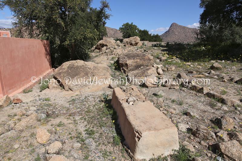 MA 323  Jewish Cemetery  Tahala, Morocco