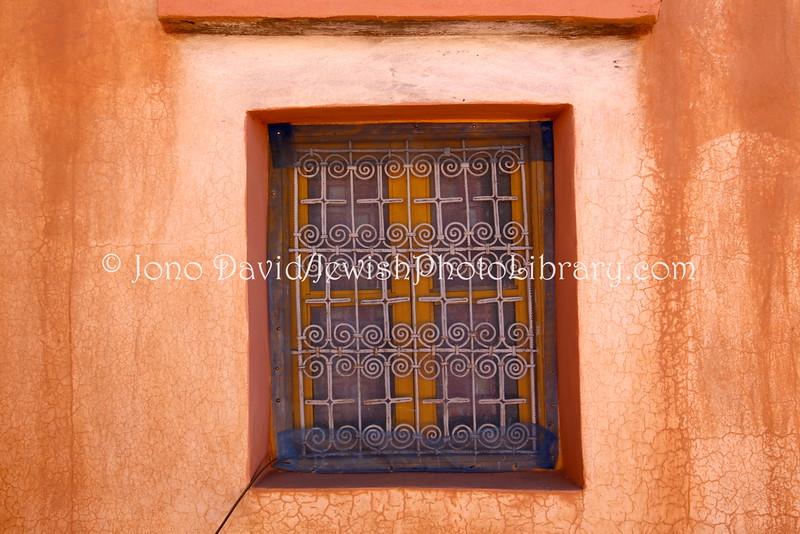 MA 953  Jewish Cemetery, Zaouit El-Bir-Dades (near Kal'at M'Gouna), Morocco